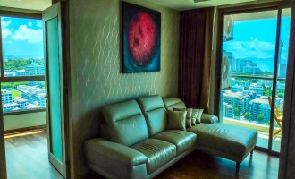 Pratumnak, 1 Bedroom Bedrooms, ,1 BathroomBathrooms,Condo,Condo For Rent,1062
