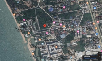 Na Jomtien, ,Land,Land For Sale,1030